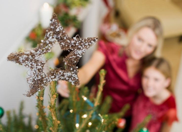 How to Put a star on Christmas Tree